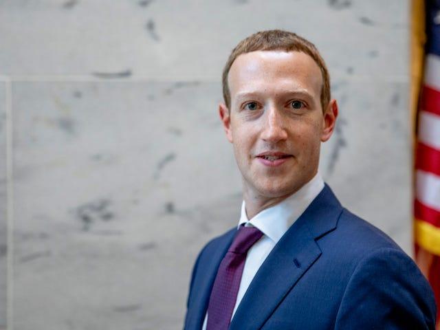 El audio filtrado de Zuckerberg revela el plan de Facebook para demandar al gobierno de los EE. UU. Si Elizabeth Warren intenta romper la tecnología