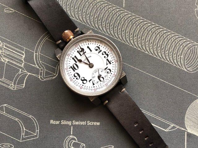 Watchalopnik - Vortic Watches, Ft. Collins, CO