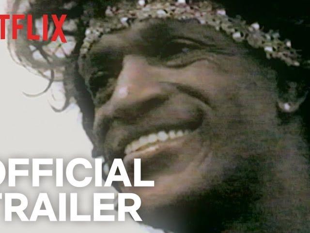 Netflix는 비극적 인 다큐멘터리를 선보입니다 Marsha P. Johnson의 죽음과 삶