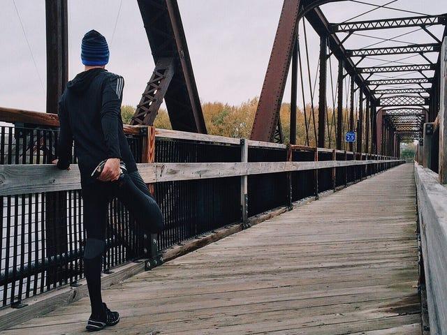 Cara Memotivasi Diri Anda untuk Berolahraga Ketika Dingin