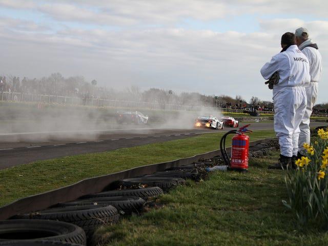 Este não é o maior McLaren F1 GTR no mundo, não