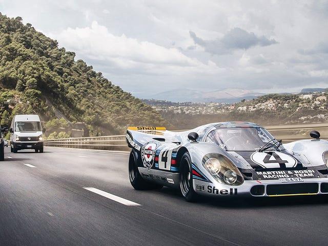 Comment faire une Porsche 917 Street Legal