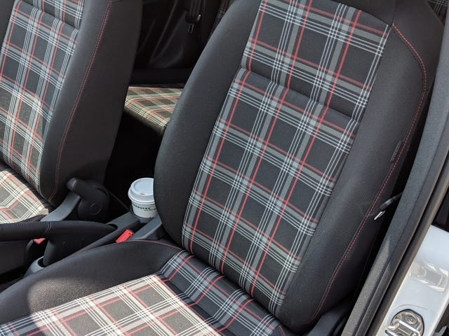 We Need More Plaid In Cars