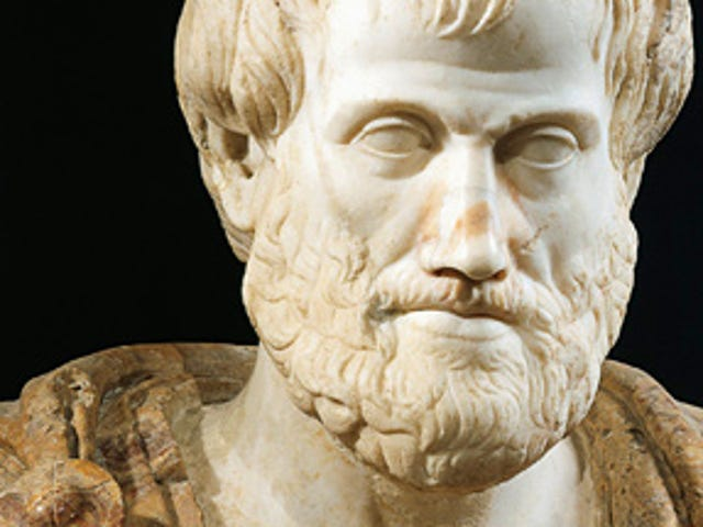 Aristotle and the Power of Superheroes