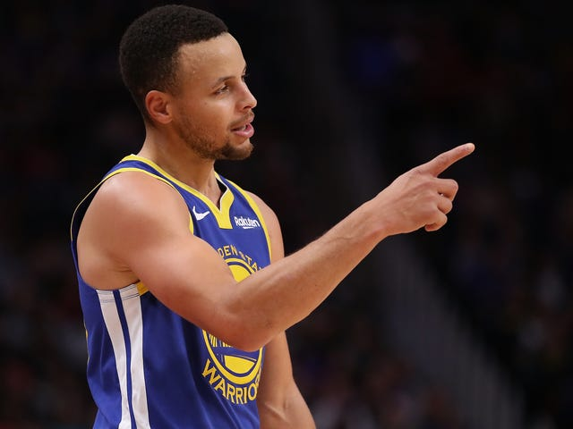 """Warriors Accuse Athletic Writer Of Fabricating Steph Curry """"Tranny Sex Tape"""" Joke [Update]"""