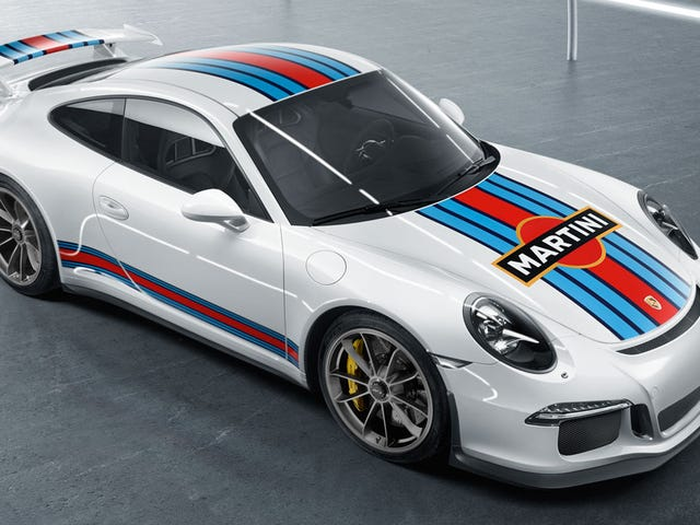 Martini Livery All The Things