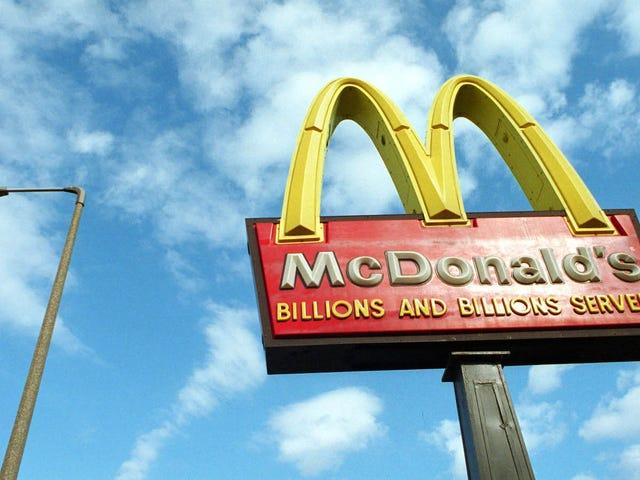 미국 전역의 맥도널드 노동자들, 회사의 성희롱 문제에 항의 계획