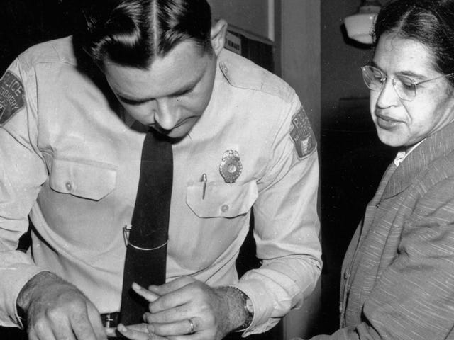 A Rosa Parks Feature Biopic May Be Coming to Theaters for the First Time