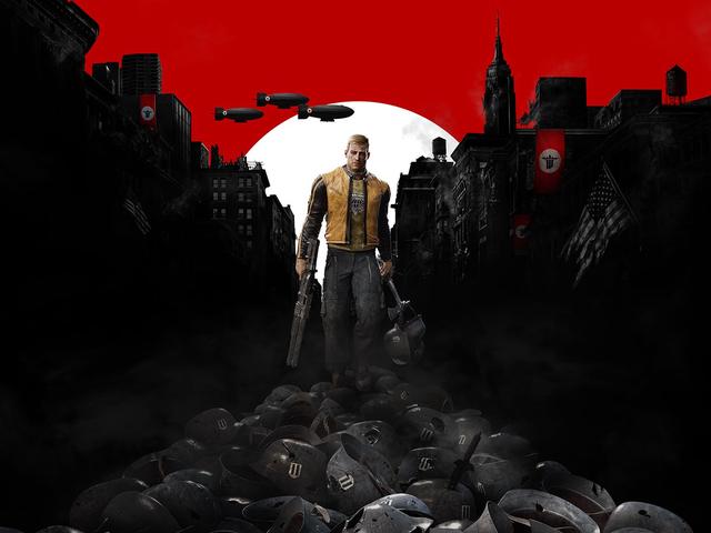 Microsoft har annonceret de nye spil, der kommer til Game Pass i maj, og de starter med Wolfenstein 2: