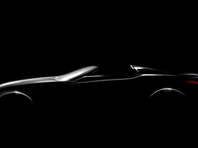 BMW Akhirnya Menggoda Roadster Baru