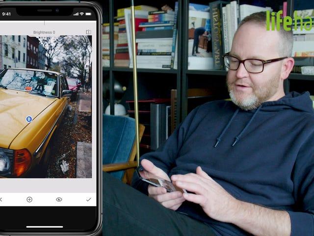 Tjek disse vigtige apps til redigering af fotos på din telefon