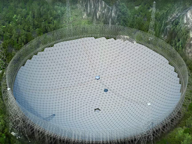 China Powers Up the World's Largest Alien-Hunting Telescope