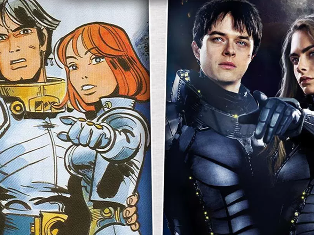 A Guide to the Epic Scifi Movie Valérian, and the Fantastic European Comics That Inspired It