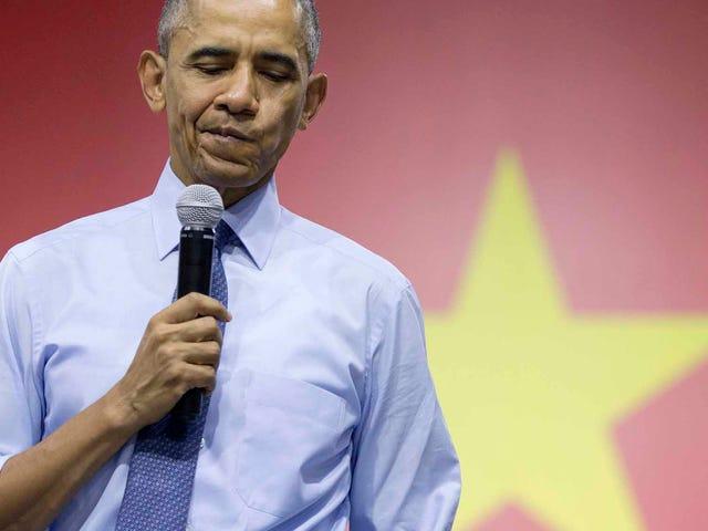Vietnam Allegedly Restricted Facebook Access During Obama Visit