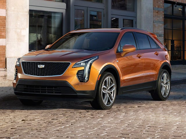 The 2019 Cadillac XT4 starts at $35,790