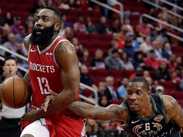 I Bucks hanno appena fornito la lega con un progetto per fermare James Harden ei Rockets