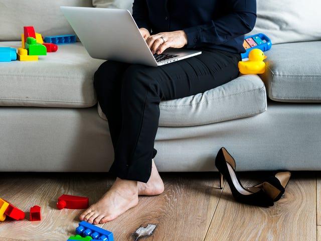 Nehmen Sie an diesem kostenlosen Elternworkshop teil, um die Wochen zu Hause zu überleben
