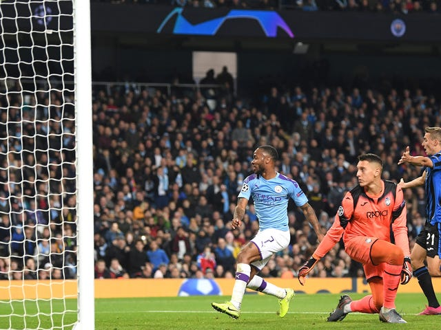 Manchester City Are Practically Invincible When Raheem Sterling Is On His Shit