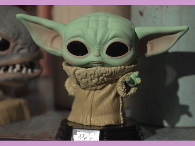 Star Wars holder ikke noget Baby Yodas tilbage på Toy Fair 2020