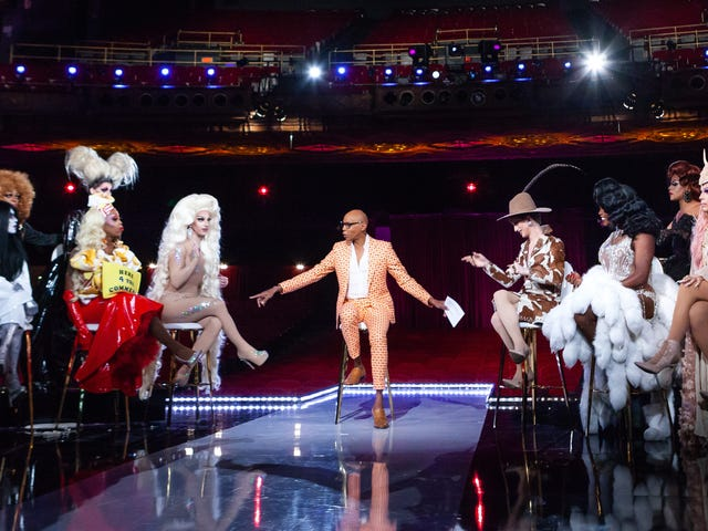 Tears flow and tempers flare on an explosive Drag Race reunion