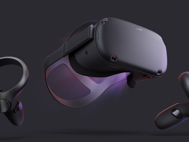 Going on an Oculus Quest - Initial Setup and First Impressions