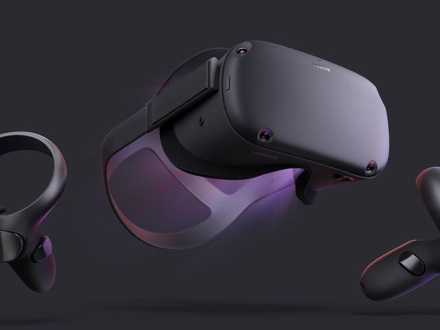 Kotaku'nun okuyucu tarafından işletilen topluluğundan bugünkü makalelerin seçimi: Oculus Quest On - Initial