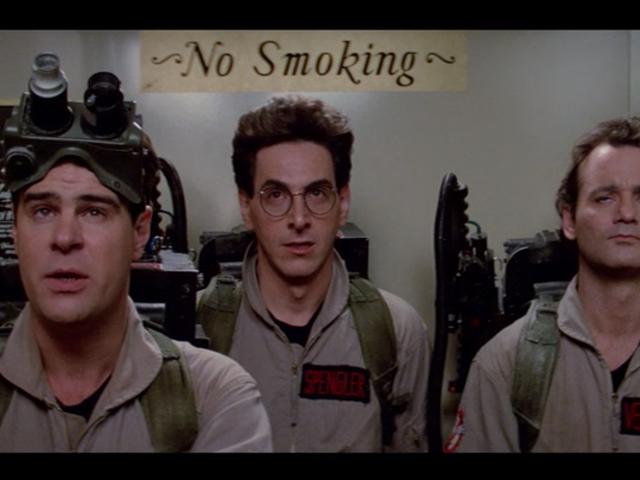 Мы снимаем очередной фильм Ghostbusters , но без женщин
