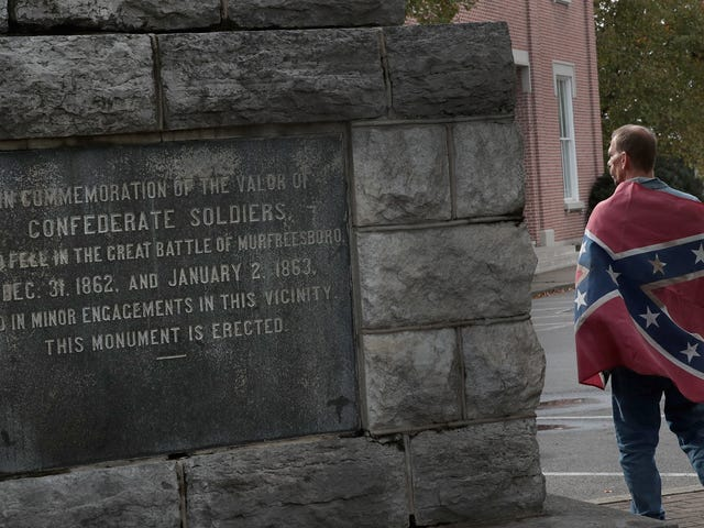 South Carolina Republicans Want to Build Stupidest Confederate Monument Ever