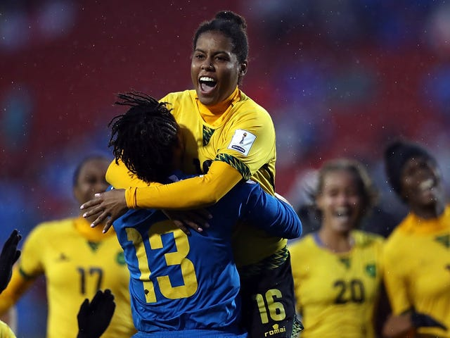 Jamaica Earns Country's First-Ever Women's World Cup Berth