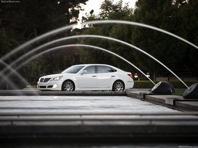 2011 Hyundai Equus - The Genesis of Genesis