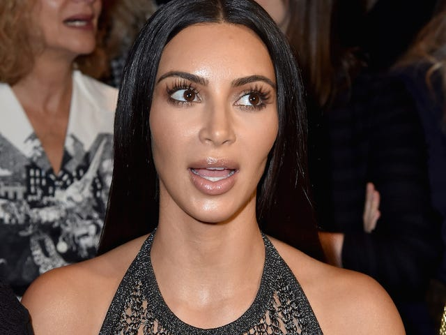 The Cops Can't Find Any Surveillance Footage of Kim Kardashian's Robbers