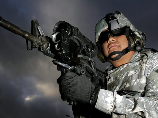 The Army Thinks Their New Rifle Will Be Like an iPhone