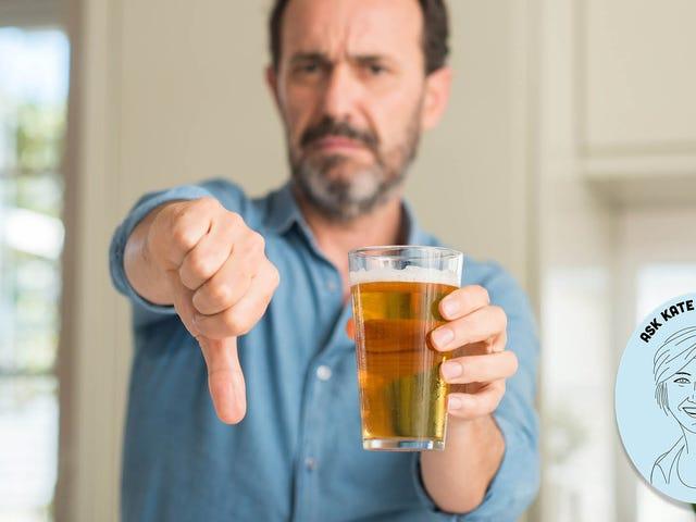 Ρωτήστε την Kate Σχετικά με την Μπύρα: Ποιες μπύρες συστήνετε για τους hater hops;