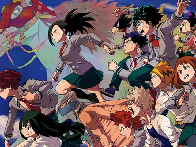 My Hero Academia will get a Second Season!!