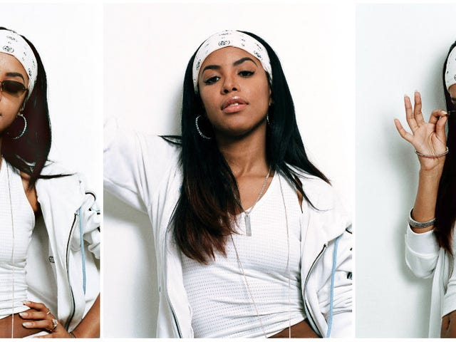 Baby Girl ... Aaliyah for MAC Launches June 20!