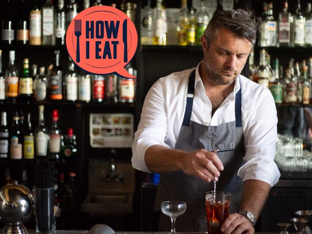 I'm Cocktail Book Author and Bar Manager Jeffrey Morgenthaler, and This Is How I Eat
