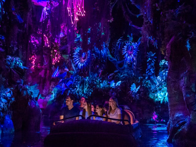 You May Not Care About Avatar, But Its New Theme Park Is a Glimpse Into Disney's Future