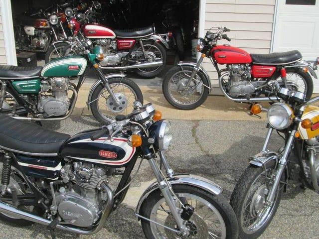 信じられないほどのオートバイの清算販売はあなたの二輪車の夢かもしれない