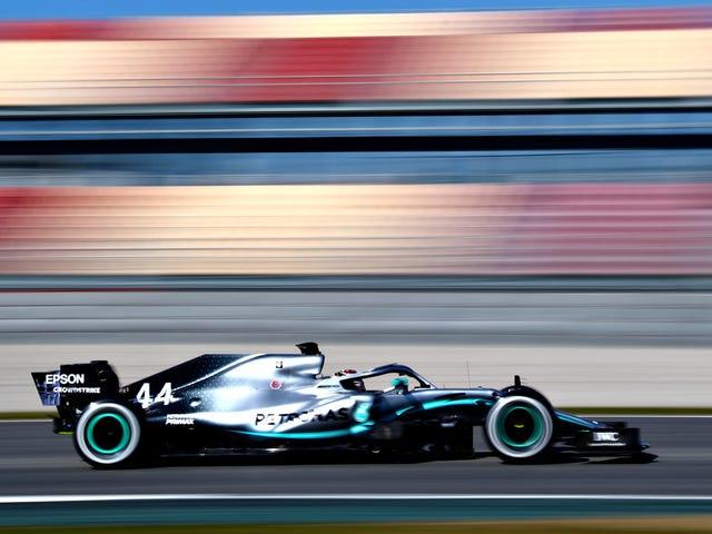 F1 för att ta tillbaka Championship Point för snabbaste omgången i varje ras: Rapporter [Uppdaterad: Det händer]