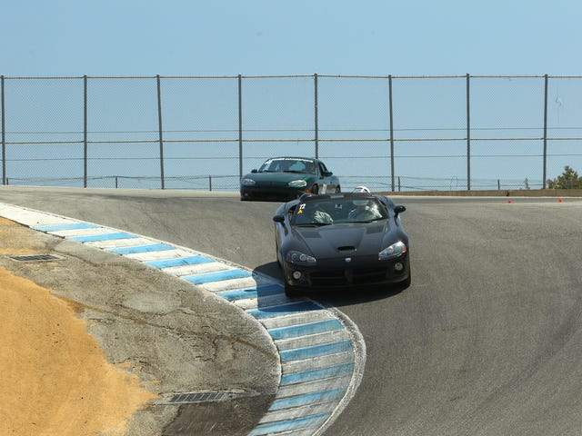 Stop Being Believing what you Read - Driving a Viper Quickly