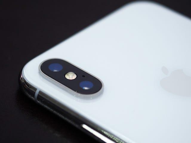 苹果的下一代iPhone X可能是巨大的