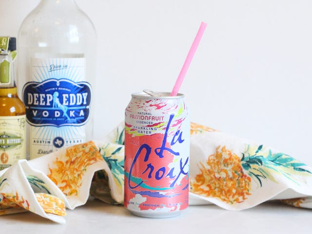 How to Make Your Own Spiked Seltzer