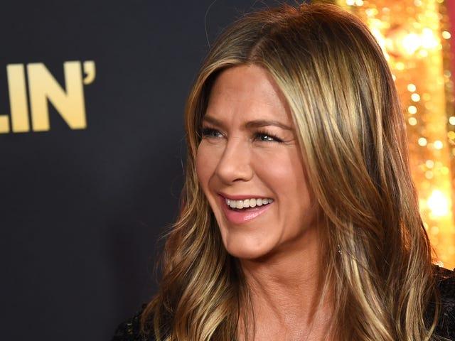 Jennifer Aniston Is Still Fine!