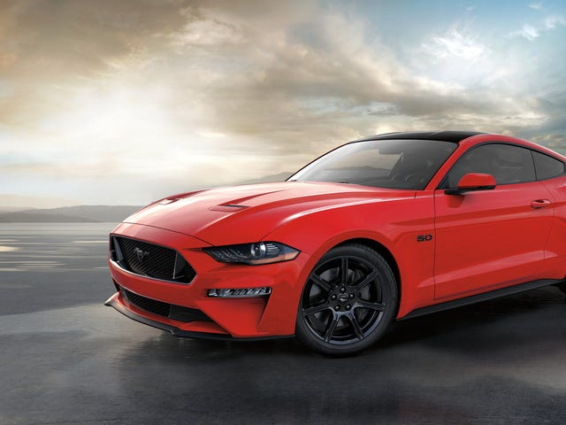 Ford Just Made Its 10 Millionth Mustang