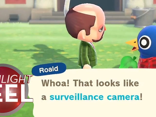 How To Spy On Your Animal Crossing Town
