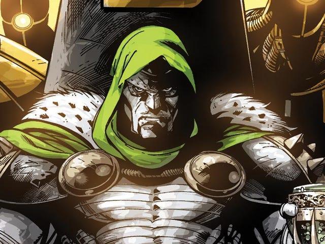 Doctor Doom, uansett hva du har å si om Marvel, er du snill og snakkes?
