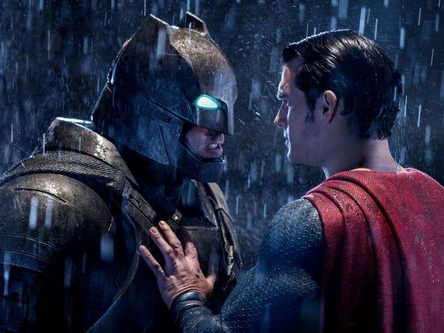 Nej, Zack Snyder overvejede aldrig alvorligt at gøre Batman og Superman Stepbrothers