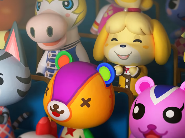 Animal Crossing Fans Are So Desperate For News That They're Analyzing Obscure Stickers
