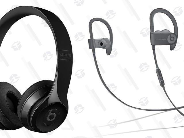 Narito ang Isang Huling Tsansa upang I-save Sa Pinakabagong Mga Headphone ng Beats, Na Parehong Tulad ng AirPods