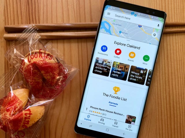 How to Get Restaurant Recommendations on Google Maps With the Redesigned Explore Tab